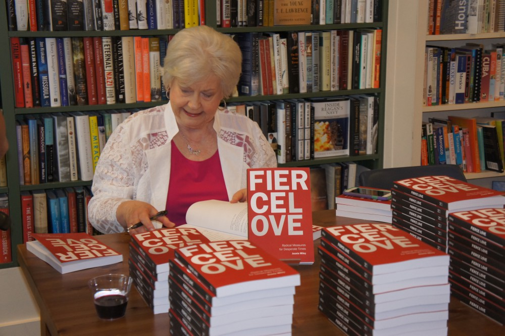 Book Signing in May 2015